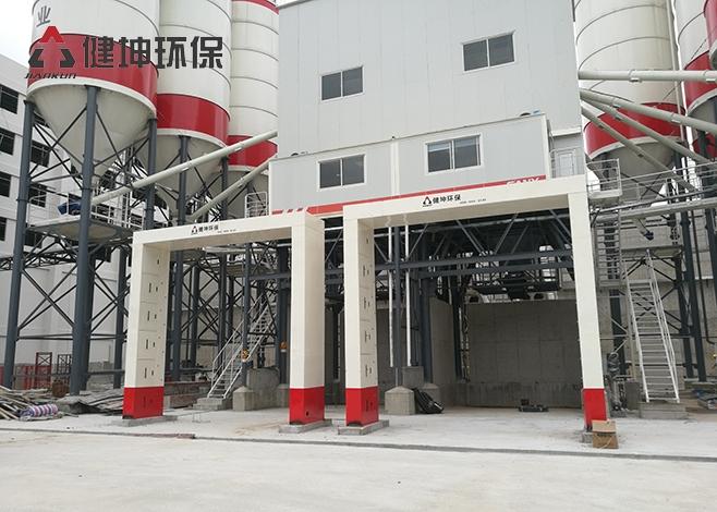 株洲成华:砂石分离机50Z 二次细砂分离  搅拌站洗车机